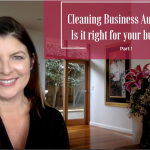 Cleaning Business Automation – Is It Right For Your Business? [Part 1]