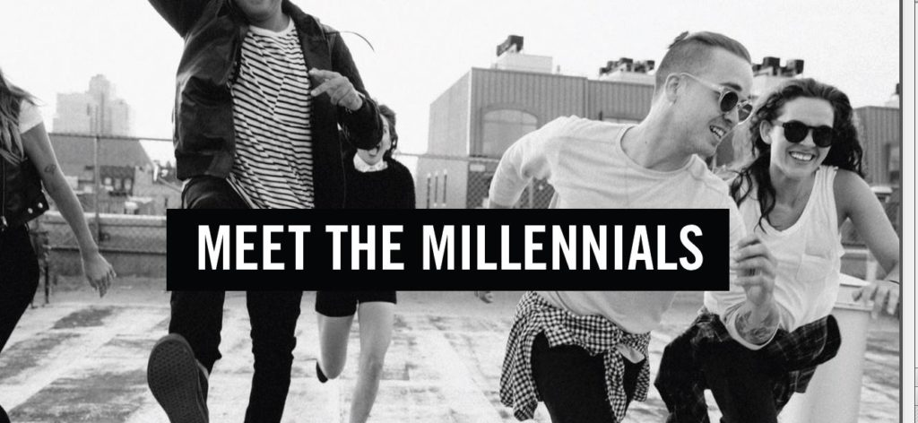 Meet The Millennials, Cleaning Marketer